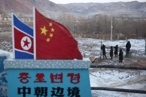 North Korea Knowledge Smugglers