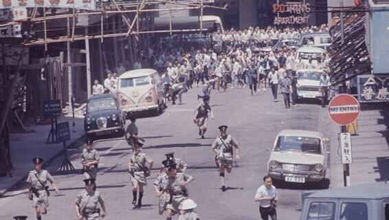 democratization in Hong Kong 1