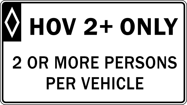 high-occupancy vehicle